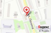 Схема проезда до компании ПРОДОВОЛЬСТВЕННЫЙ МАГАЗИН КУПИНА в Климовске