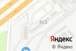 Схема проезда до компании Лаборатория подбора автокрасок в Москве