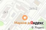 Схема проезда до компании Городок в Москве
