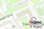 Схема проезда до компании Очки в Москве