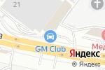 Схема проезда до компании ТурбоОСТ в Москве