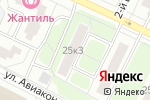 Схема проезда до компании Магия чистоты в Москве