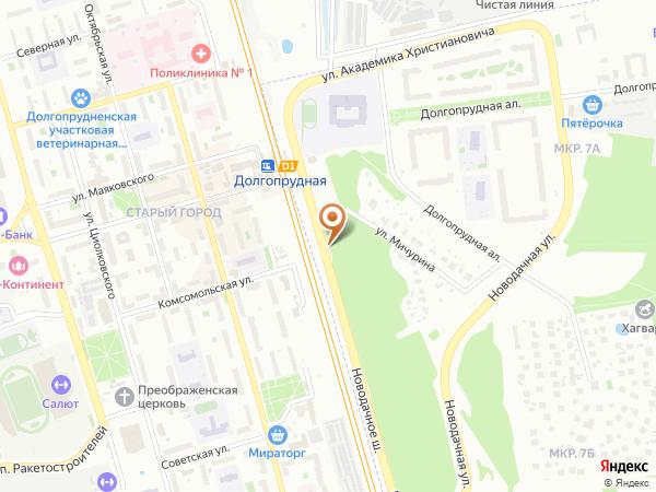 Остановка «Ст. МЦД Долгопрудная», Проектируемый проезд № 226 (1008960) (Москва)