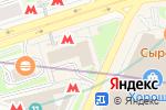 Схема проезда до компании Бизнес-Сити в Москве