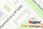 Схема проезда до компании Luxvelo в Москве