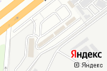 Схема проезда до компании ТракСервис в Москве