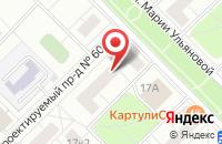 Схема проезда до компании Диви-Стаил в Москве