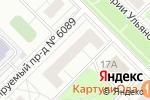 Схема проезда до компании Баниэль в Москве