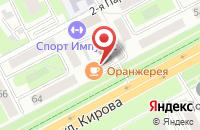 Схема проезда до компании Экомаркет в Подольске