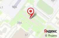 Схема проезда до компании Надпи в Москве