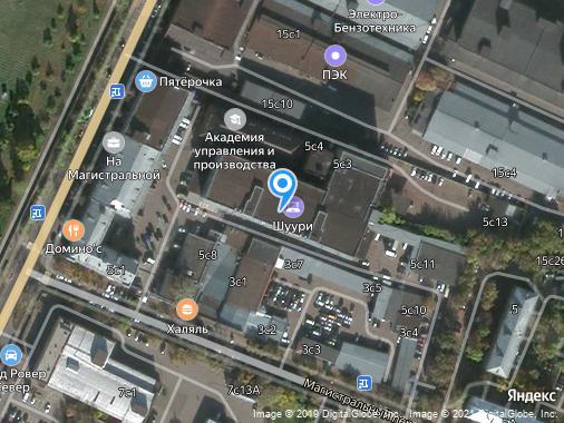 Сдаем склад, 156 м², Москва, 4-я Магистральная улица, 5с5