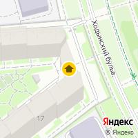 Световой день по адресу Россия, Москва и Московская область, Москва, Ходынский бульвар, 17