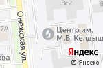 Схема проезда до компании Новотехника в Москве