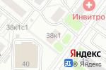 Схема проезда до компании Автоком-Сервис в Москве