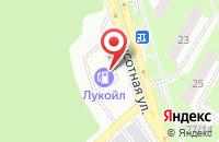 Схема проезда до компании ЛУКОЙЛ в Подольске