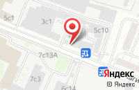 Схема проезда до компании Транстуравиа в Москве