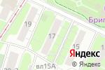Схема проезда до компании Элиса в Москве