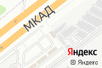 Схема проезда до компании Альфа-Трак в Москве