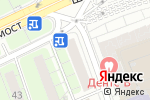 Схема проезда до компании ГудАп в Москве