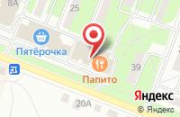 Схема проезда до компании Исток-М в Дмитрове