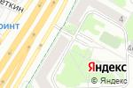 Схема проезда до компании Для всех в Москве
