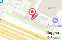 Схема проезда до компании Нью Лайн Медиа в Москве
