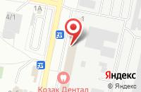 Схема проезда до компании Офис Заказ в Подольске