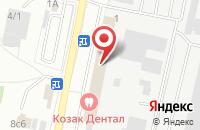 Схема проезда до компании Автоматик-2 в Климовске