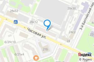 Снять комнату в Москве Часовая ул., 26