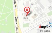 Схема проезда до компании Головинский в Москве