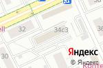 Схема проезда до компании Linguainform в Москве