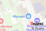 Схема проезда до компании Бьюти Маркет в Москве