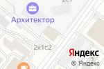 Схема проезда до компании Шамков Строй в Москве