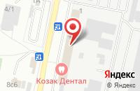 Схема проезда до компании ПТФ НАВИГАТОР в Климовске