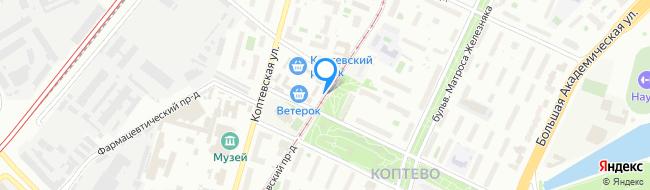 Соболевский проезд
