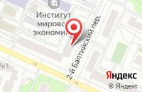 Схема проезда до компании Хадахардз Мьюзик в Москве