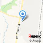 Валео на карте Подольска
