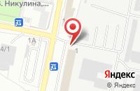 Схема проезда до компании Чистое Дыхание в Подольске