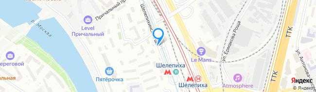 Шелепихинское шоссе