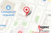 Схема проезда до компании Микроджет в Москве