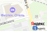 Схема проезда до компании Киоск фастфудной продукции в Долгопрудном