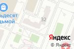 Схема проезда до компании Жилищник района Коньково, ГБУ в Москве