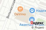 Схема проезда до компании Vip-Tort в Москве