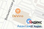 Схема проезда до компании Немецкая обувь в Москве