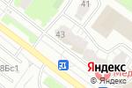 Схема проезда до компании Мобил Элемент в Москве