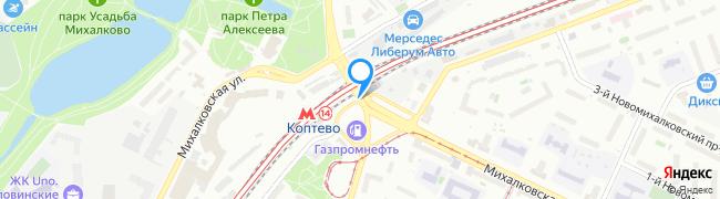 Михалковская улица