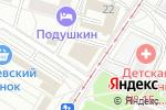 Схема проезда до компании КБ Столичный Кредит в Москве