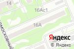 Схема проезда до компании У Кузнецовых-Муравьевых в Москве