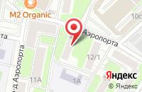Схема проезда до компании Кардымон в Москве