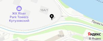 Автопилот Мастер на карте Москвы